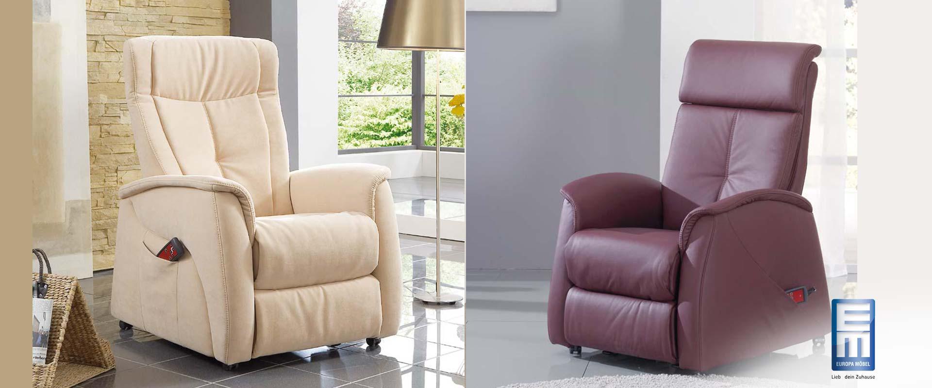 relaxsessel europa m bel in berlin domeyer m bel und k chen. Black Bedroom Furniture Sets. Home Design Ideas