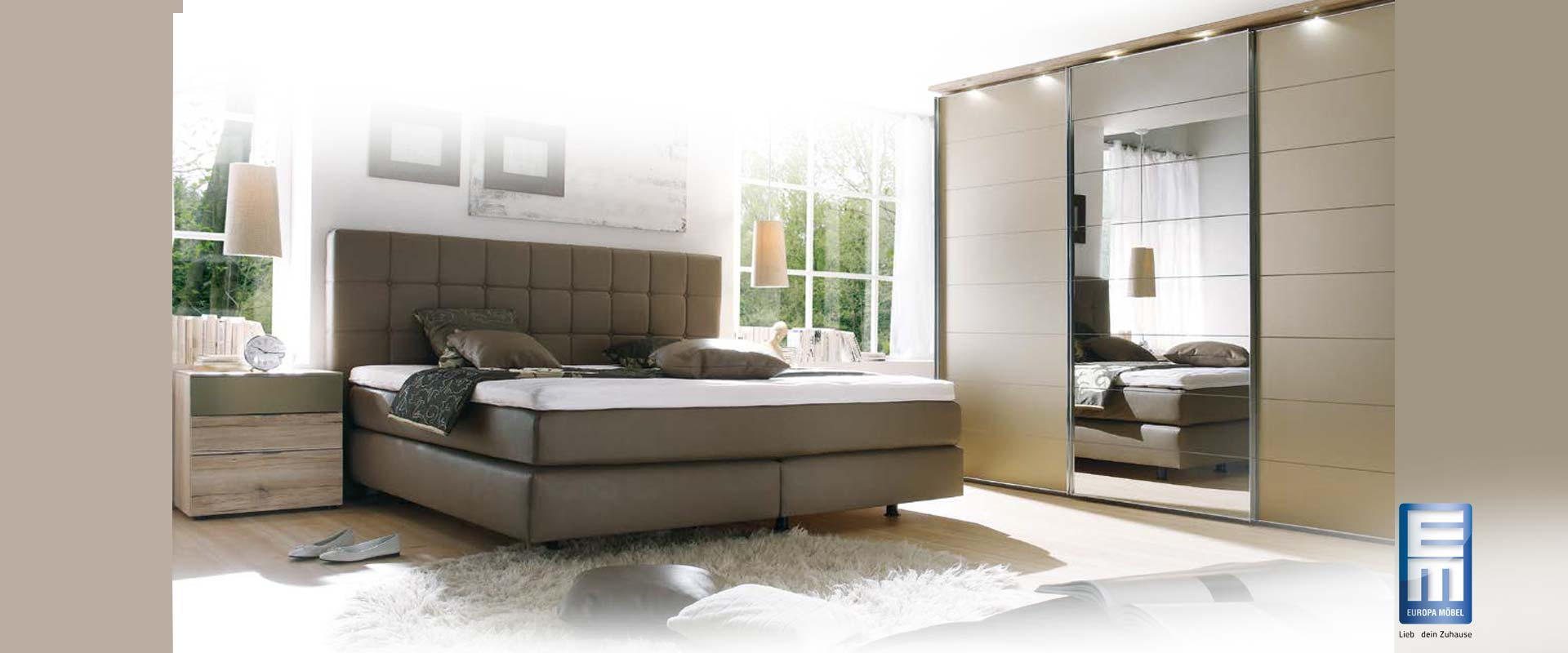 schlafzimmerm bel europa m bel in berlin domeyer m bel und k chen. Black Bedroom Furniture Sets. Home Design Ideas