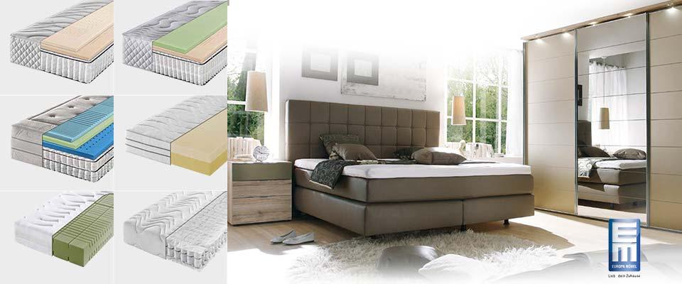 Aktuelle Schlafzimmer, Matratzen Und Lattenroste