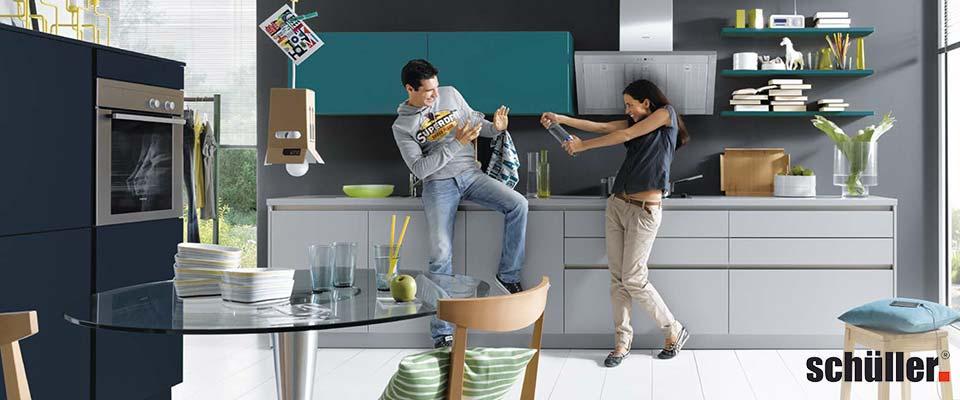 schueller kuechen gallery of schueller kuechen with schueller kuechen finest farbige kchen. Black Bedroom Furniture Sets. Home Design Ideas